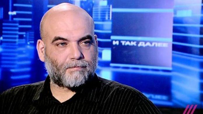 Orkhan Dzhemal on TV Rain