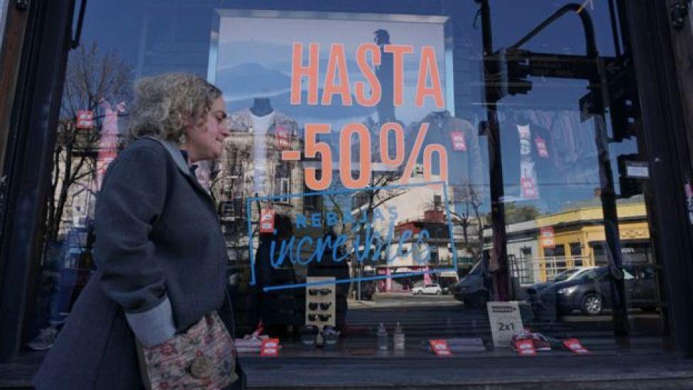 Precios en Argentina