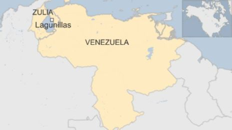 Lagunillas, Venezuela
