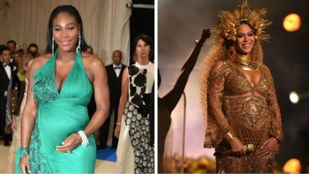 Serena Williams iyo Beyoncé ayaa ka hadlay dhibaatadii ay la kulmeen xiligii umusha