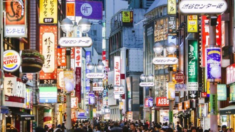 Bairro de Shibuya, em Tóquio