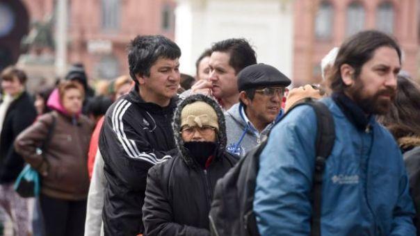 Aunque la insatisfacción y preocupación han aumentado con Macri, el mandatario sigue relativamente cómodo en términos de aprobación.