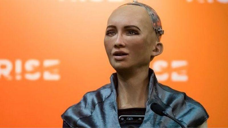 Sophia Azərbaycana gəlir, Sophia robotu, süni intelekti olan robot