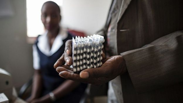 La ONU calcula que uno de cada 10 habitantes de Malawi es portador del VIH.