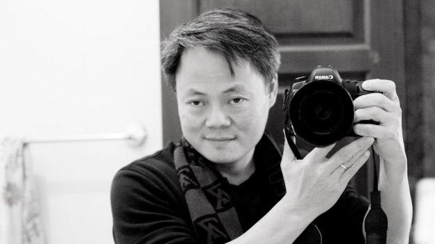 Nhà báo tự do Châu Đoàn kêu gọi quyên góp trên mạng xã hội để giúp người dân vùng lũ