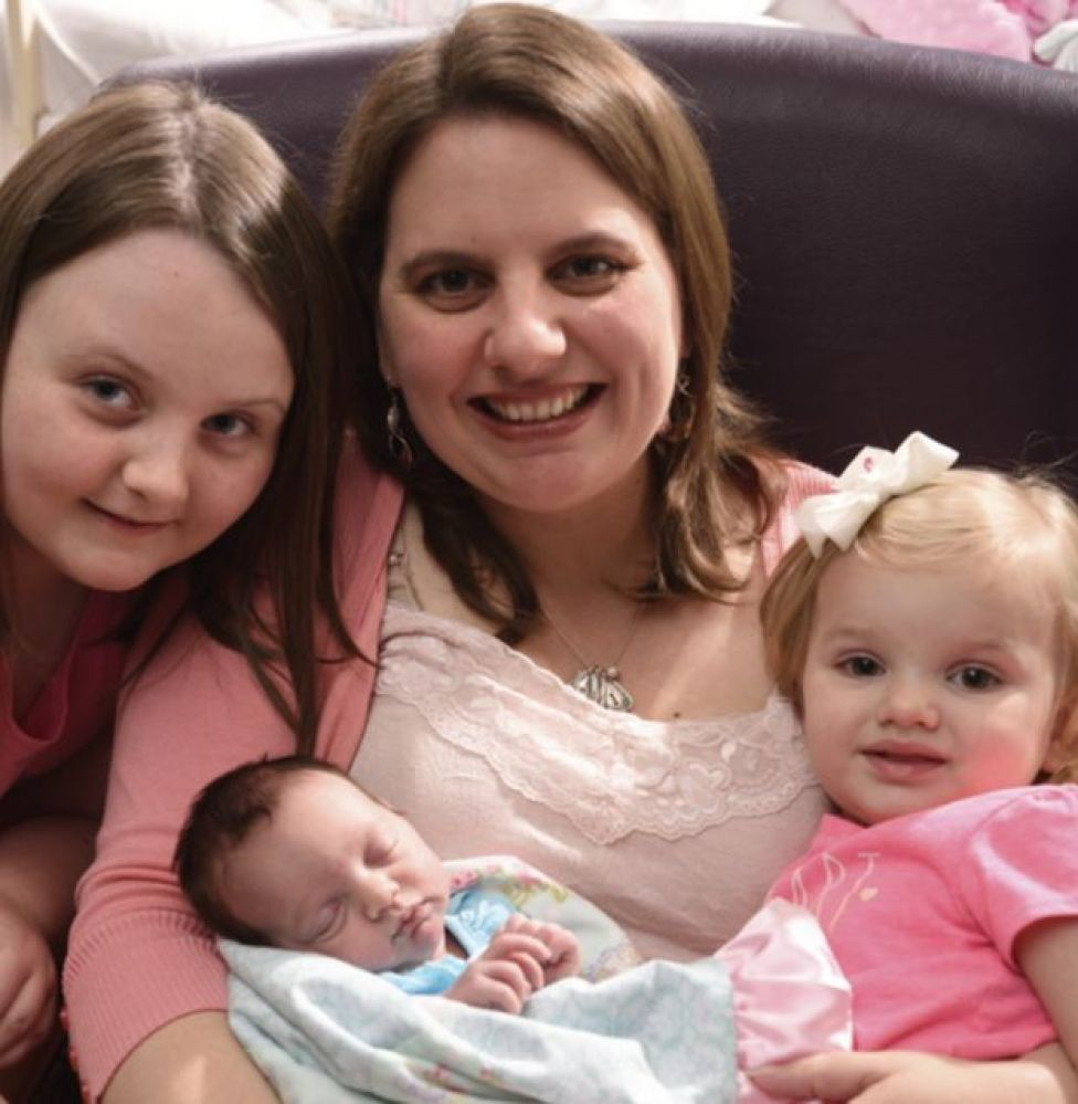 Margeret, Lynlee y sus hermanas