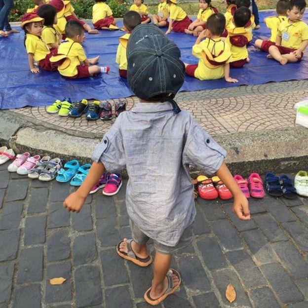 Bé Nguyễn Danh Thành Đạt, 4,5 tuổi