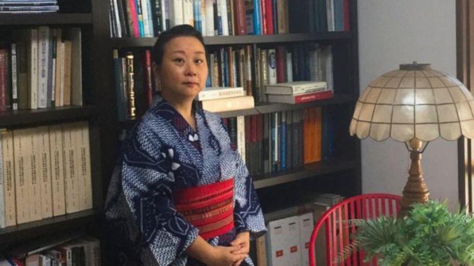 Mihoko Oka, profesora de la Universidad de Tokio