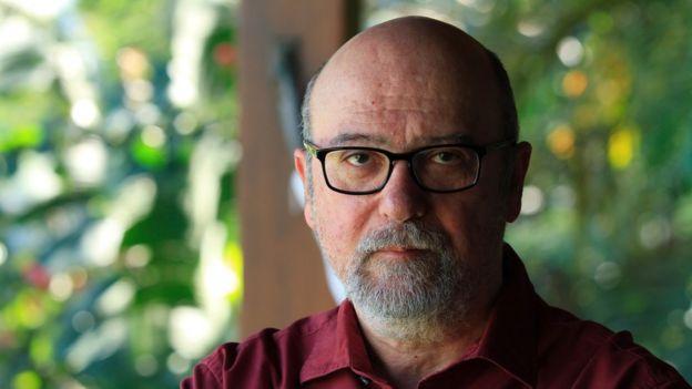 O sociólogo Luiz Eduardo Soares