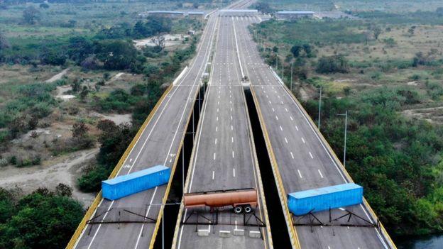Puente Las Tienditas