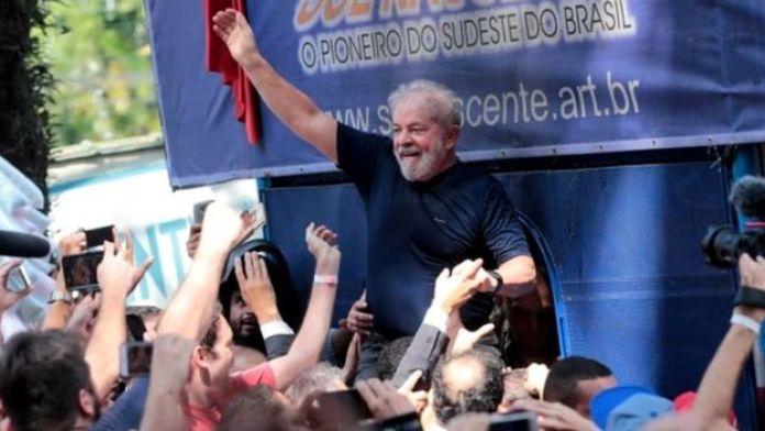 Lula antes de ser peso em São Bernardo do Campo