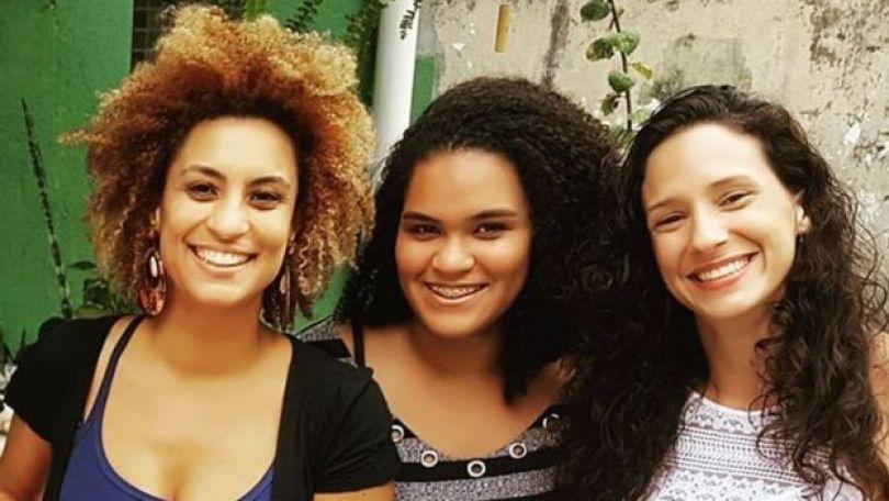 Marielle, Luyara, Monica