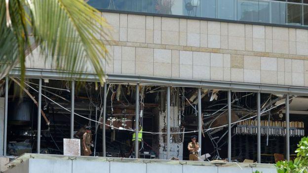 Lüks Shangri-La Hotel'inin restoranı da saldırların hedefi olan yerlerden.