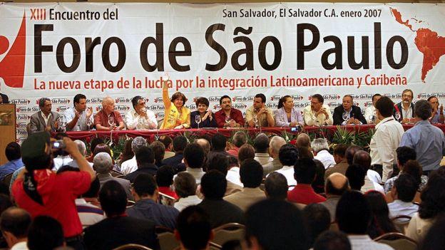 Reunión del Foro en El Salvador