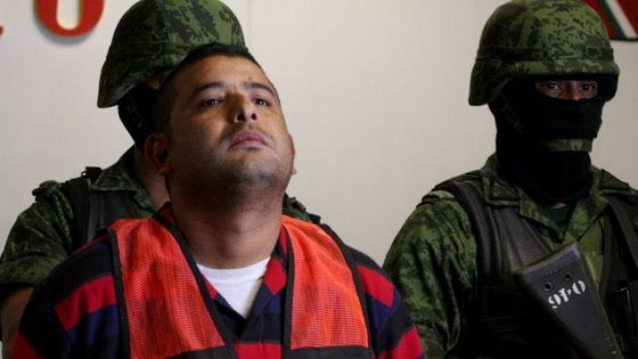 José Serna Padilla, alias 'El zopilote', supuesto miembro del Cartel de Jalisco Nueva Generación