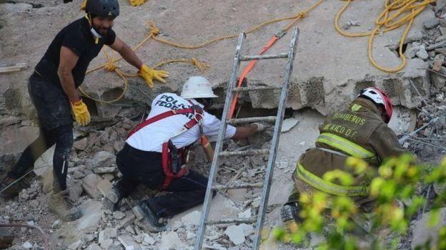 میکسیو زلزلہ