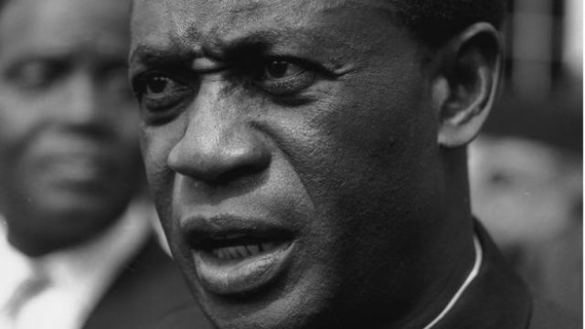 President Kwame Nkrumah