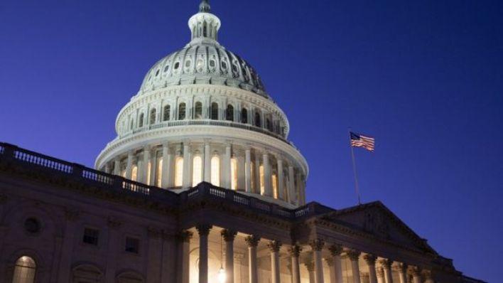 مبنى البرلمان الأمريكي - 14 أكتوبر/تشرين الأول 2019