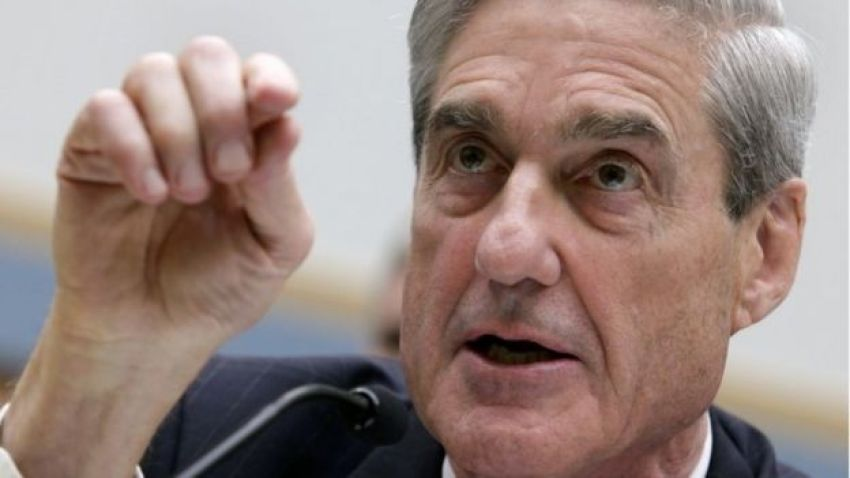 Robert Mueller (file photo)