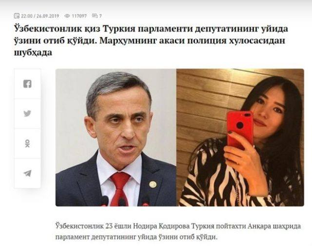 Özbek basını