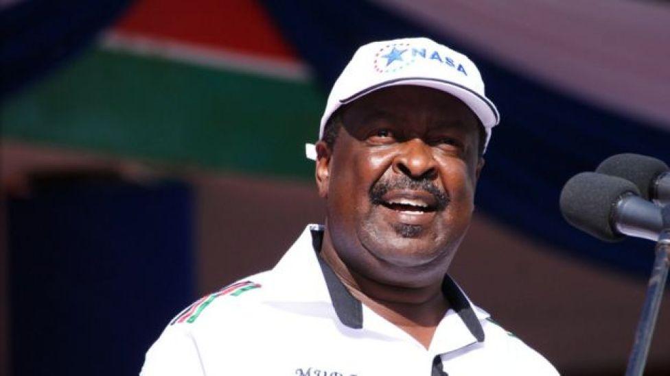 Musalia Mudavadi ndiye makamu wa rais aliyehudumu muda mfupi zaidi Kenya