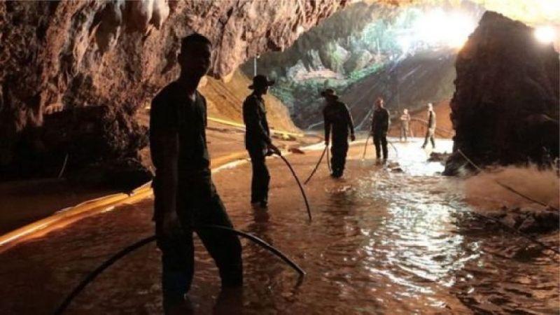 تھائی لینڈ غار