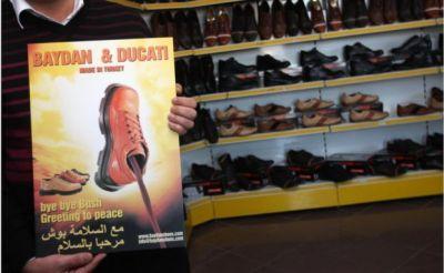 """Tienda de zapatos """"Bush""""."""