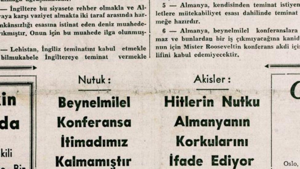 Tan gazetesi, Almanya'da faşizmin yükselişine ilk dikkat çeken yayın olmuştu
