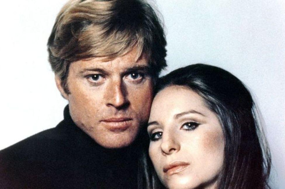 Robert Redford y Barbra Streisand en