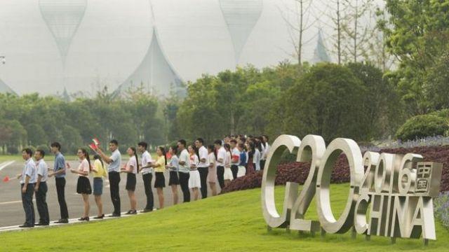 Cumbre del G-20 en China