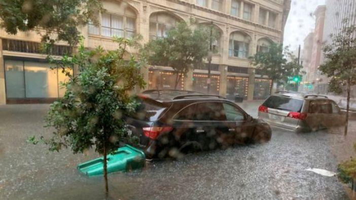 Ciudad inundada