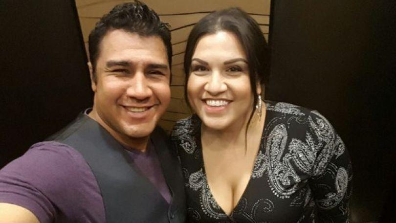 Adam e Raquel Gonzales