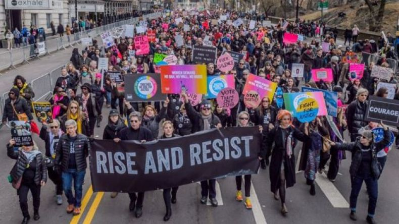 2018 New York Women's March