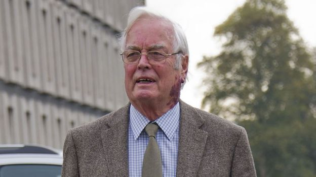 Paedophile and close friend of the MP for Clwyd West David Jones, guilty.