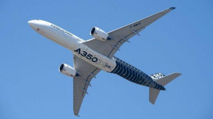 Airbus widebody A350 XWB