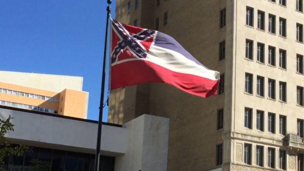 Bandera de Misisipi