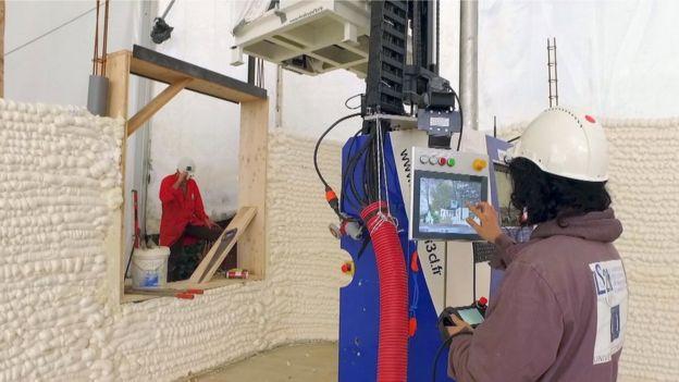 Конструктор с использованием 3D-принтера