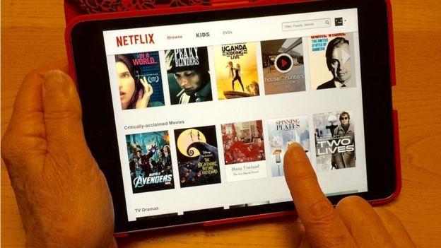 Descargar películas en Netflix