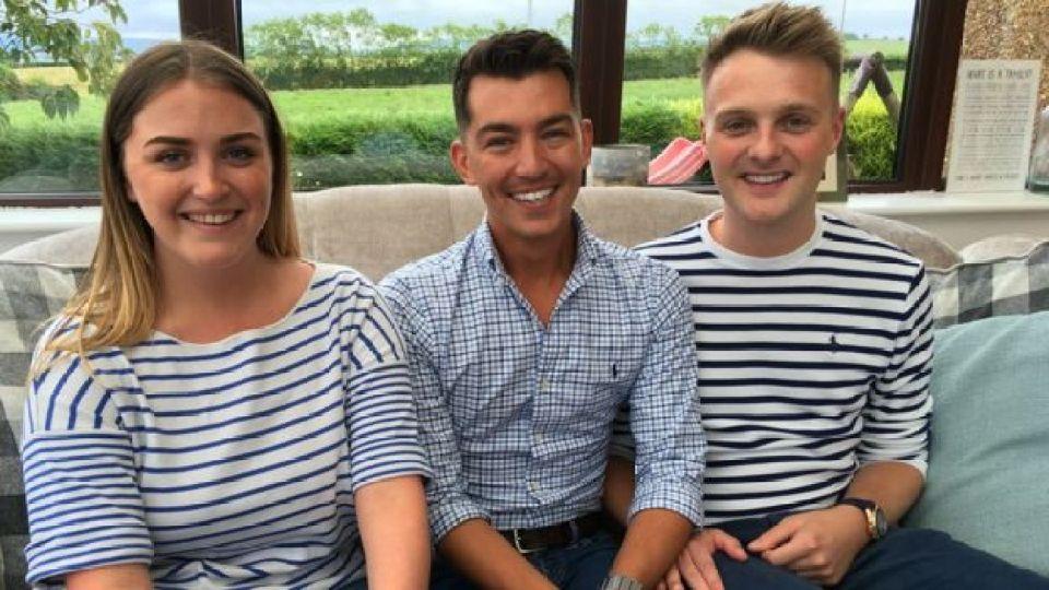 Jillian, Adam y Conor
