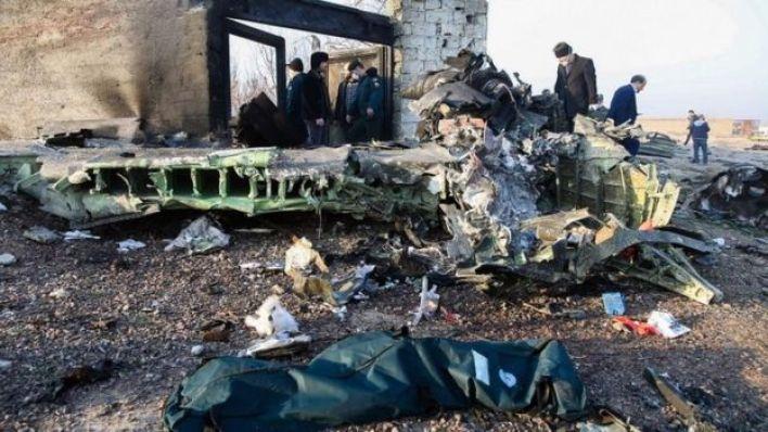 Ukrainian plane carrying 176 passengers crashed near Imam Khomeini airport in Tehran