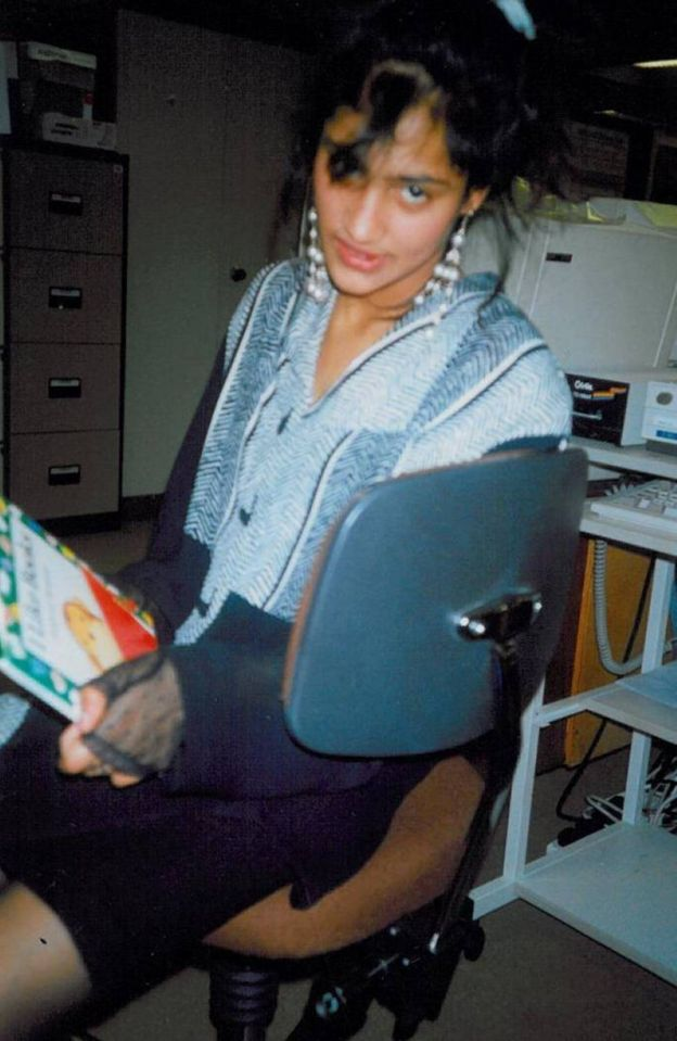 Kuli at work in 1991