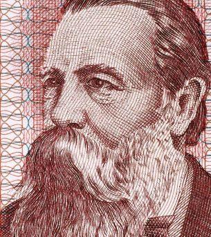 Federico Engels mantuvo una relación muy cercana con las hijas de Marx, incluso después de la muerte del padre.