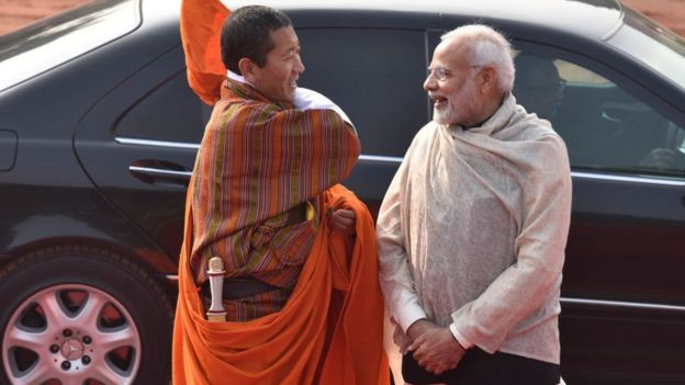 Good news for India from Bhutan amidst tension from neighboring countries