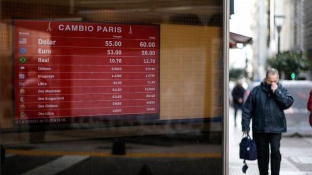casa de cambio na argentina