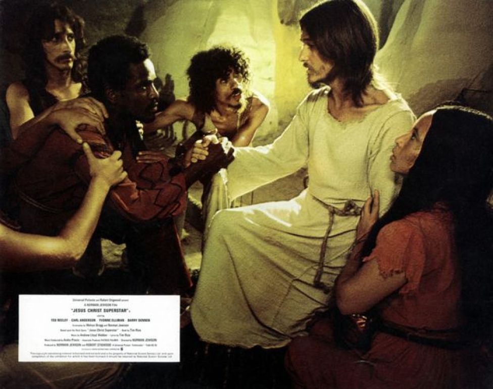 Poster from Jesus Christ Superstar