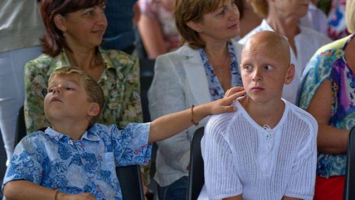 çocukların töreni