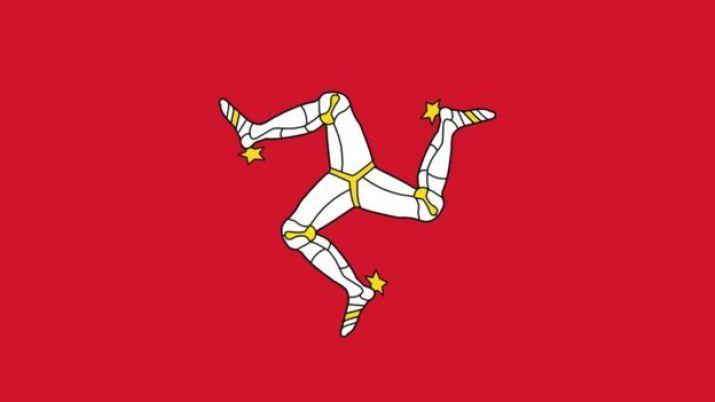 Man adası bayrağı