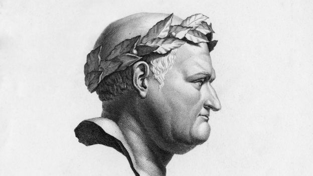 Retrato de Vespasiano