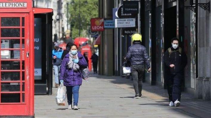 شارع في لندن