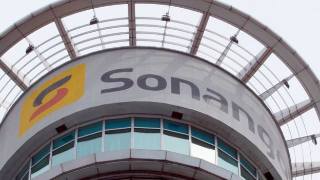 The Angolan state oil company Sonangol has a subsidiary in London.